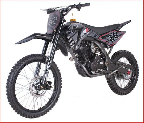 250cc FX GX Pro X 38 Apollo Orion Dirt Bike