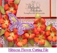 Hibiscus Cutting File