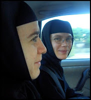 Sister Natalia and Sister Monica