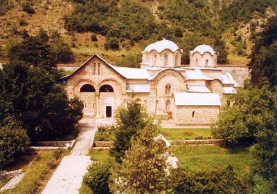 The Patriarchy of Pec- Serbian Orthodox Church