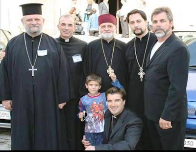 Albanian Orthodox Priests