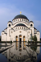 The Temple of St Sava