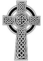 High cross -  	  Free-standing Celtic crosses commonly found in Ireland and to a lesser extent in Great Britain, very common in churches and graveyards.