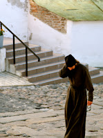 Ukrainian Orthodox Monk