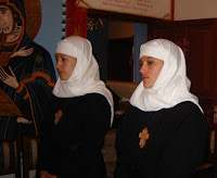Ukranian Orthodox Nuns in USA