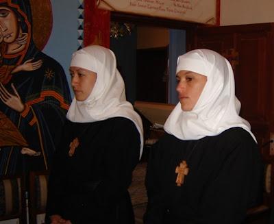 Ukranian Orthodox Nuns in USA
