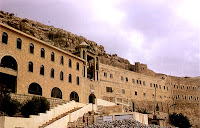 Dayro d-Mor Matay Monastery - Iraq