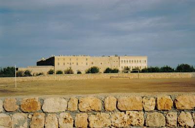Deyrulumur Monastery - Syria
