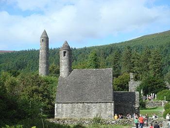 Glendalough Monastery - Ireland