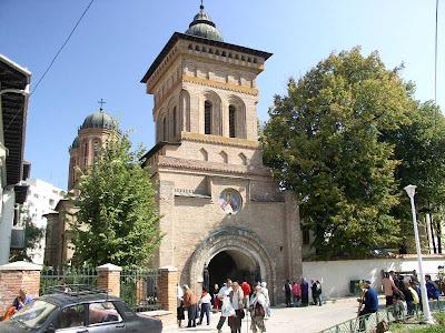 Antim Monastery - Romania