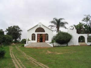 The St. Nektarios Monastery - South Africa