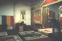 Ethiopian Orthodox Church Altar