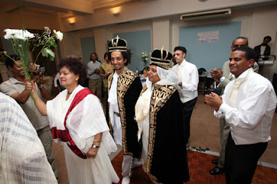 Eritrean Orthodox Wedding