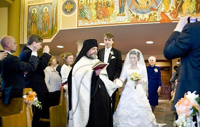 Ukrainian Orthodox Wedding