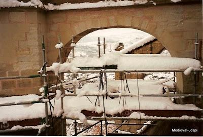 La Seu nevada