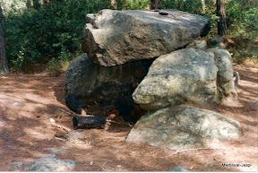 Dolmen de Llafranc