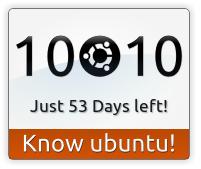 Banner Counter - Ubuntu 10.10 Maverick Meerkat