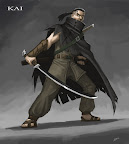 Kai. Warrior. and a shadow of his former self...