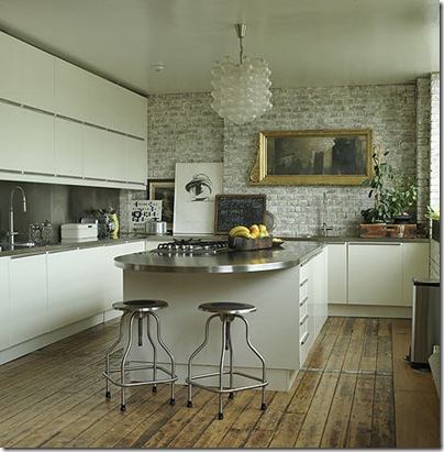 desire to inspire reclaimed loft kitchen