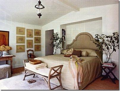 decorno linen bed