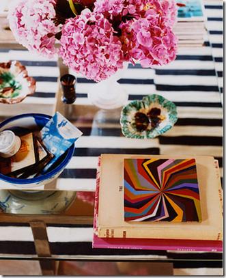 delight by design melanie acevado pink hydrancgea