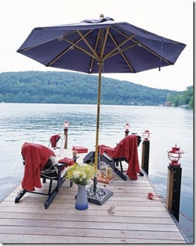 lake_dock_camp style_house beautiful