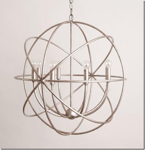 cosmos chandelier