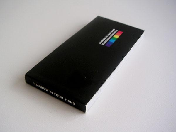 Rainbow Creating Book