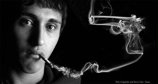 Propagandas anti-tabaco, vas a dejar de fumar!