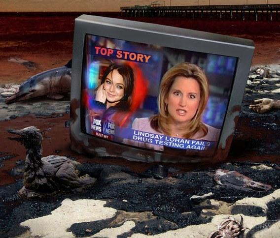 Breaking News In America [Pic]