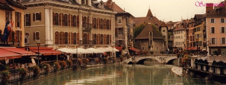 Pont d'Annecy