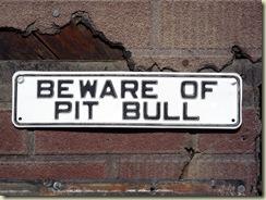 Canine Caution