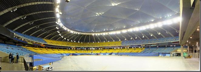 Montreal stadium small