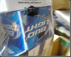 bud light box