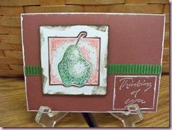 Jeannie-Dani's Pear