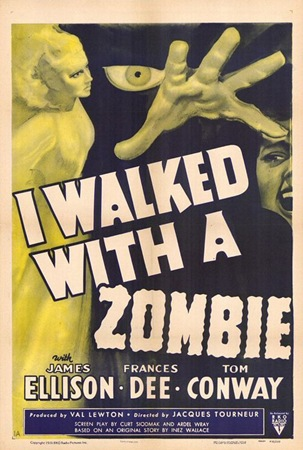 walked with zombie capa