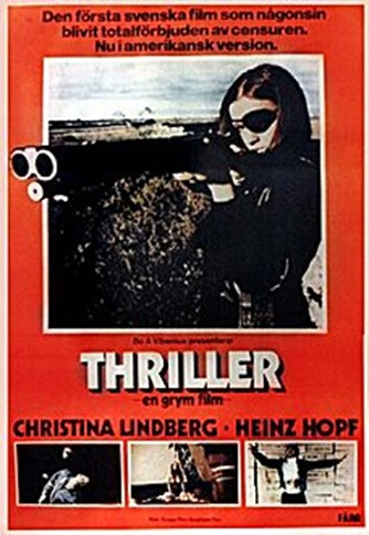 Thriller capa