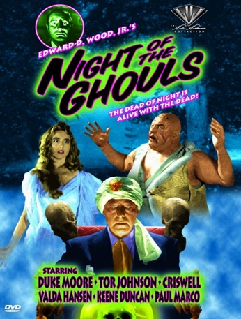 night of the ghouls capa