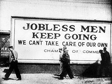 jobless men