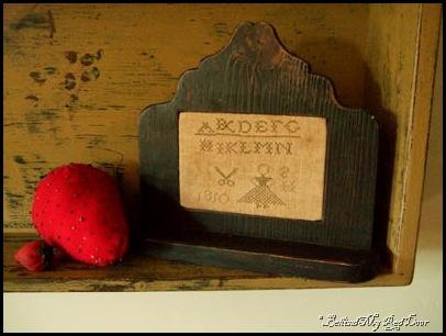 framedsampler oldcolonyprimitves
