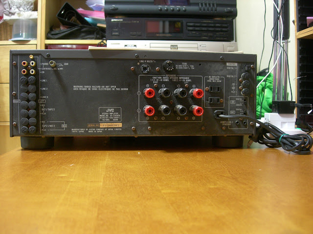 Jvc Ax Z1010 Digital Reference Integrated Amplifier Sold
