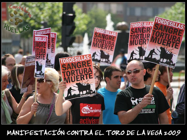 Manifestaciones contra el Toro de la Vega 2009 IMG_2343