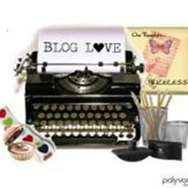 Blog Love Award
