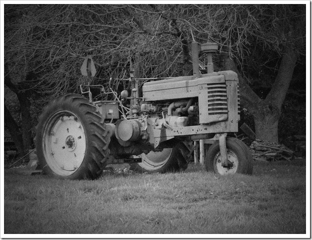 Tractor 2 PS