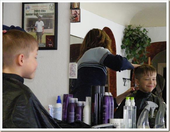 DJ Haircut 4