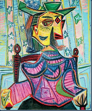 retrato de Dora Maar 1939