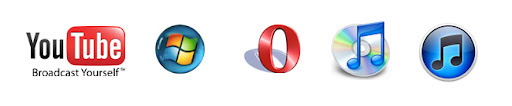 muestra de logos estilo 2.0