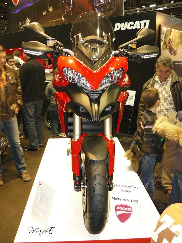 Mustistrada 1200 Ducati