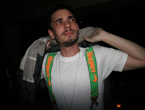 R.I.P. Adam Goldstein (aka DJ AM), 1972-2009