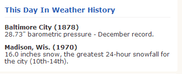 WeatherHistory